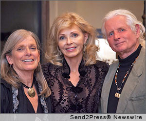 (L- R) Connie Baxter Marlow, Sally A. Ranney and Andrew Cameron Bailey.